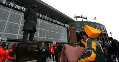 Lambeau Field home of Green Bay Packers