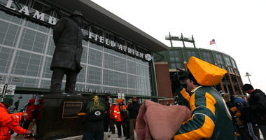 Lambeau Field home of Green Bay Packers