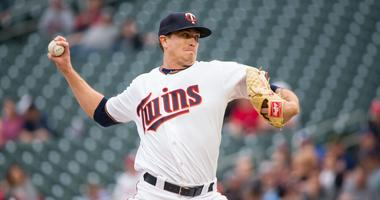 Twins Pitcher Kyle Gibson