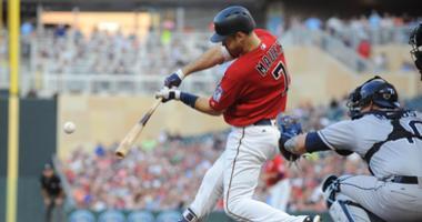 Joe Mauer hits his third homer of 2018