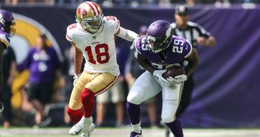 Xavier Rhodes leads Vikings defense
