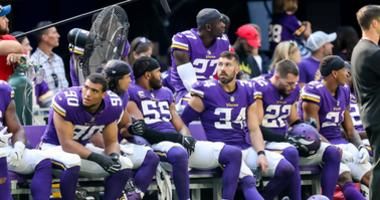 The Vikings are stunned