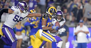 Vikings defense shredded again