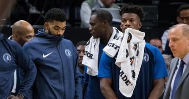 Wolves lose big to Bucks