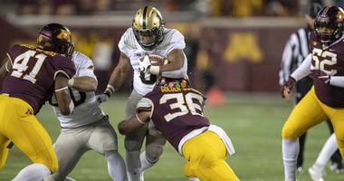 Gophers defense strong in win over Purdue