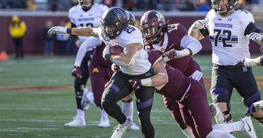 Northwestern grinds out win over Gophers
