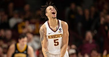 Amir Coffey is pretty happy