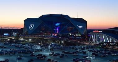 Super Bowl in Atlanta