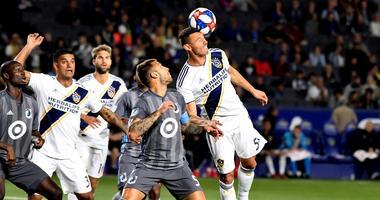 Franciso Calvo for the United at LA