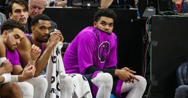 Timberwolves vs Warriors