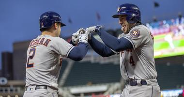 Twins vs Astros