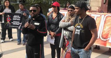 Activists, family calling for $20 million settlement in Jamar Clark case