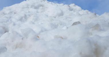 Lots of snow