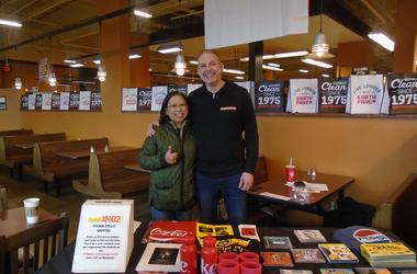 Glenn at Earth Fare - March 16, 2018