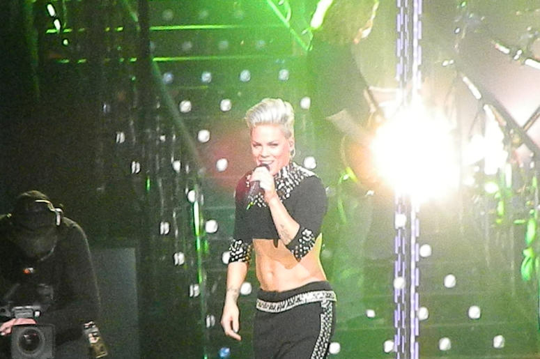 P!nk At Quicken Loans Arena - November 23, 2013
