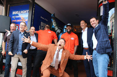Browns Victory Fridge Store opening