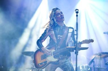 Sheryl Crow performs