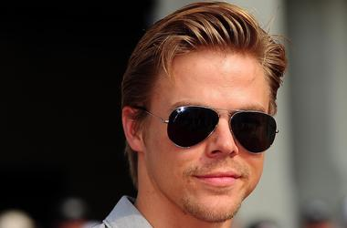 Dancing With the Stars contestant Derek Hough