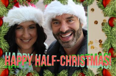 happy half-Christmas