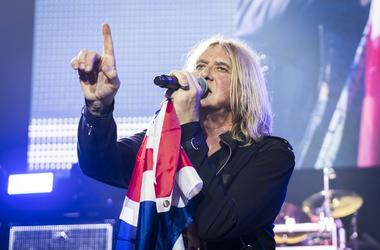 Joe Elliot of Def Leppard