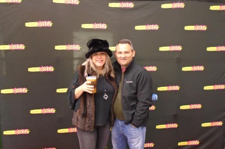 Star 102 at Fleetwood Mac
