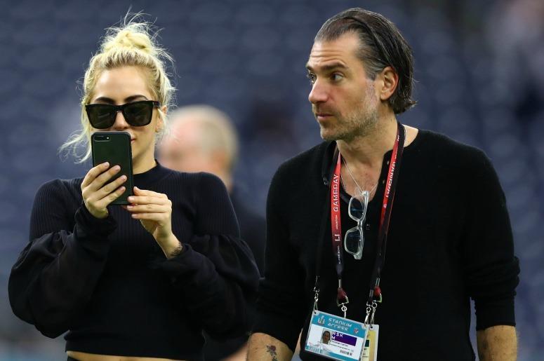 Lady Gaga And Christian Carino