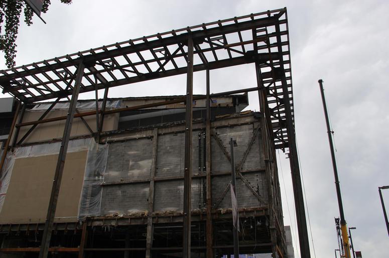 Quicken Loans Arena Construction Update   Star 102
