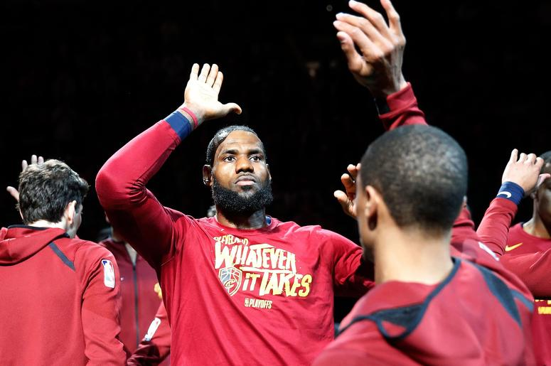 fa0883208c66 Cavs 2018 Eastern Conference Finals Fan Guide | Star 102