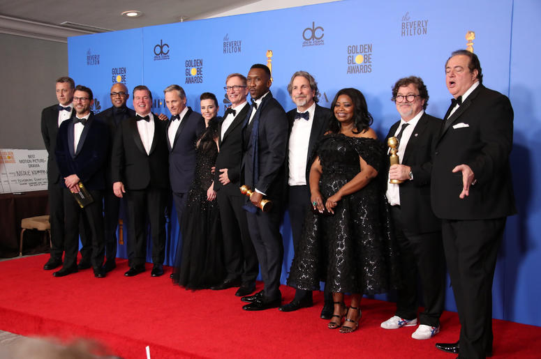 76th Golden Globe Awards at the Beverly Hilton.