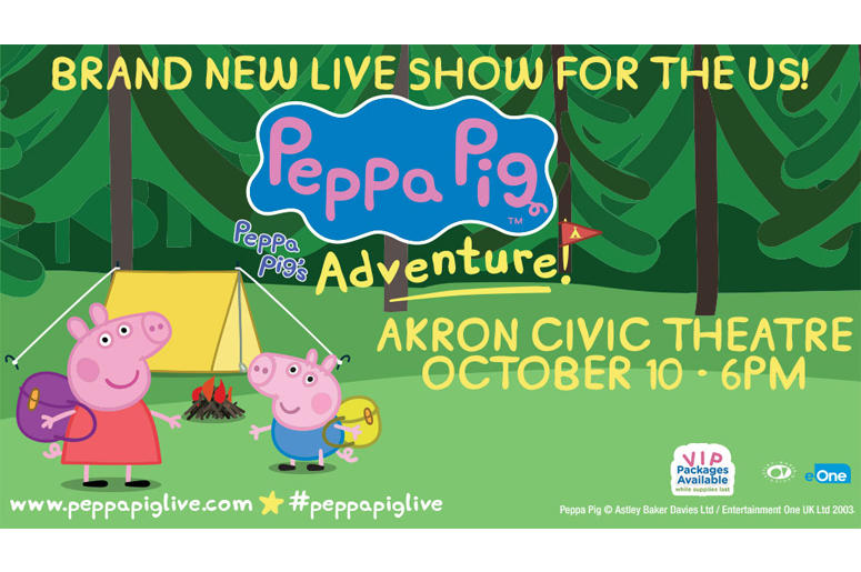 Peppa Pigs Adventure Star 102