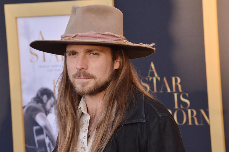 "Lukas Nelson arrives at ""A Star Is Born"" Los Angeles Premiere held at The Shrine Auditorium & Expo Hall in Los Angeles, CA on Monday, September 24, 2018."