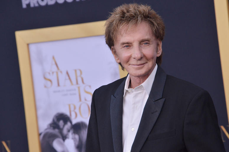 "Barry Manilow arrives at ""A Star Is Born"" Los Angeles Premiere held at The Shrine Auditorium & Expo Hall in Los Angeles, CA on Monday, September 24, 2018."