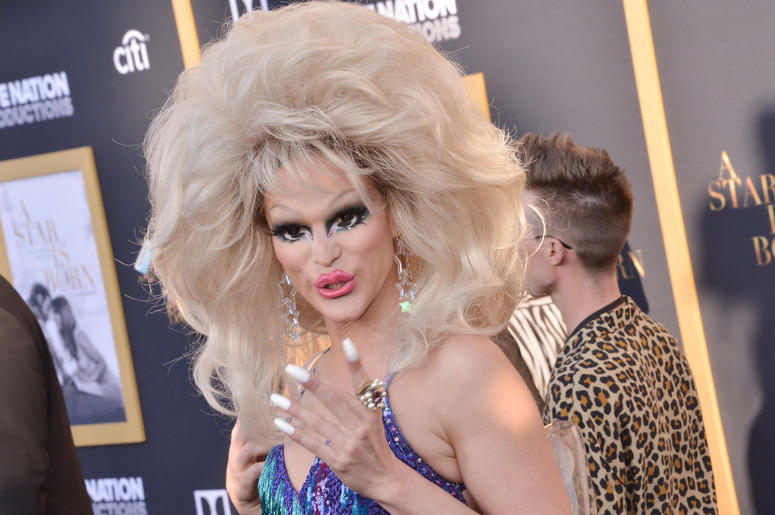 "Willam Belli arrives at ""A Star Is Born"" Los Angeles Premiere held at The Shrine Auditorium & Expo Hall in Los Angeles, CA on Monday, September 24, 2018."