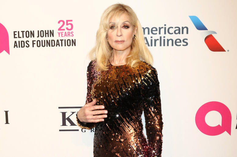 Judith Light attends the 17th Annual An Enduring Vision gala at Cipriani in New York.