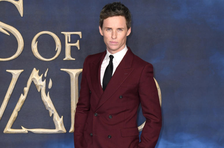 ddie Redmayne attending the Fantastic Beasts: The Crimes of Grindelwald UK premiere held at Leicester Square, London.