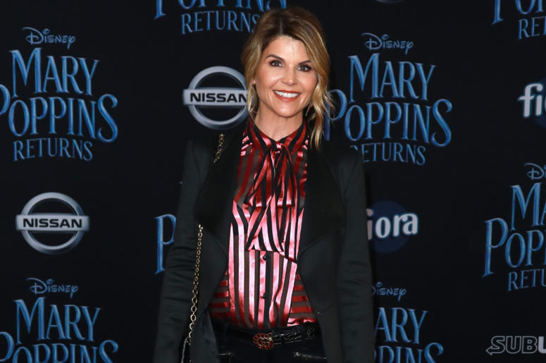 Lori Loughlin at the Disney's 'Mary Poppins Returns' Los Angeles Premiere held at the Dolby Theatre on November 29, 2018 in Hollywood, CA, USA