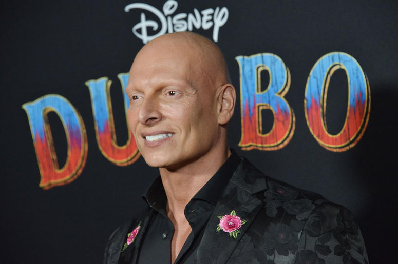 "Joseph Gatt arrives at Disney's ""Dumbo"" Los Angeles Premiere held at the El Capitan Theatre in Hollywood, CA on Monday, March 11, 2019."