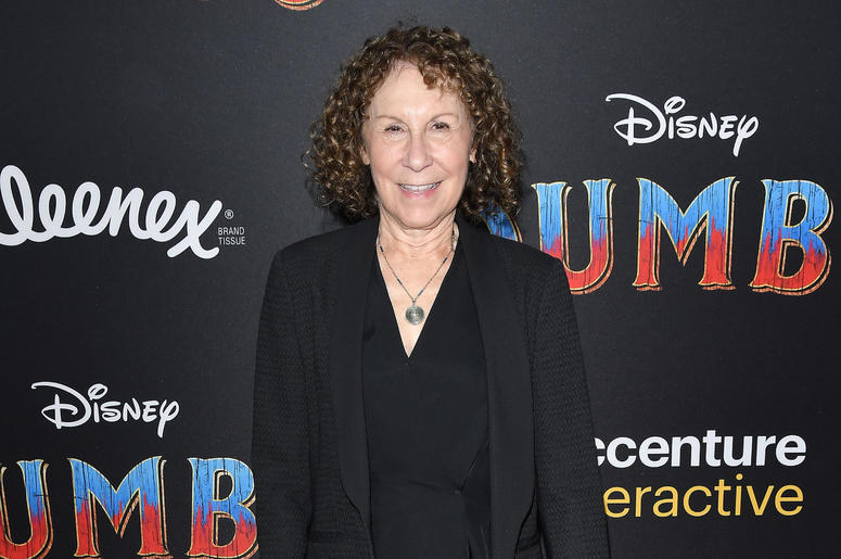"Rhea Perlman arrives at Disney's ""Dumbo"" Los Angeles Premiere held at the El Capitan Theatre in Hollywood, CA on Monday, March 11, 2019."