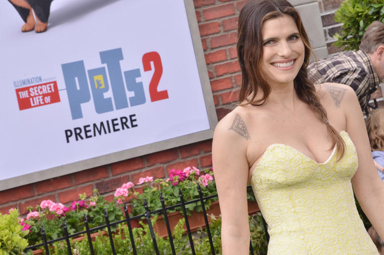 Lake Bell arrives at the Universal Pictures THE SECRET LIFE OF PETS 2 Los Angeles Premiere held at the Regency Village Theatre in Westwood, CA on Sunay, June 2, 2019.