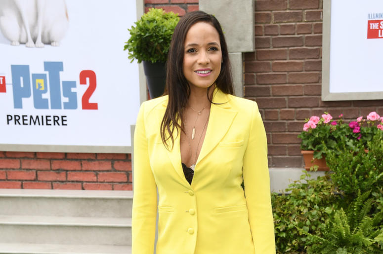 Dania Ramirez arrives at the Universal Pictures THE SECRET LIFE OF PETS 2 Los Angeles Premiere held at the Regency Village Theatre in Westwood, CA on Sunay, June 2, 2019.