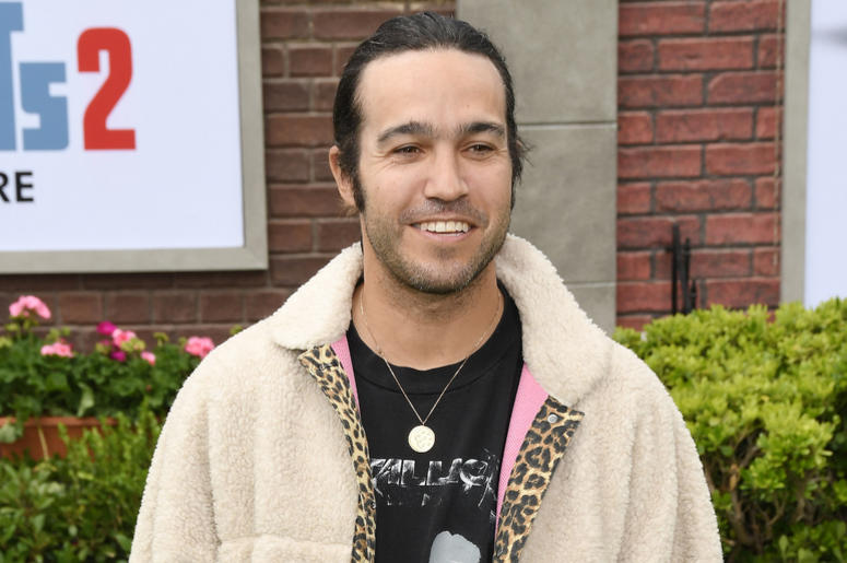Pete Wentz arrives at the Universal Pictures THE SECRET LIFE OF PETS 2 Los Angeles Premiere held at the Regency Village Theatre in Westwood, CA on Sunay, June 2, 2019.