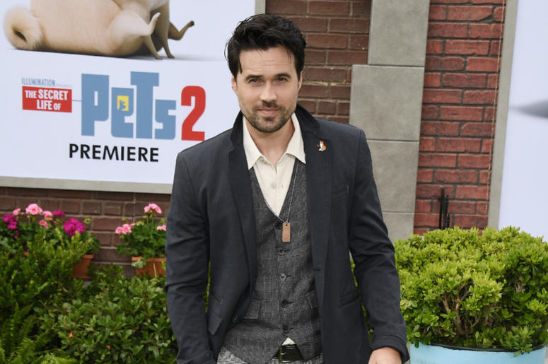 Brett Dalton arrives at the Universal Pictures THE SECRET LIFE OF PETS 2 Los Angeles Premiere held at the Regency Village Theatre in Westwood, CA on Sunay, June 2, 2019.