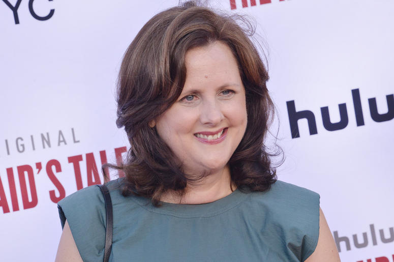Wendy Hallam-Martin arrives at Hulu's THE HANDMAID'S TALE Season 3 Finale held at the Regency Village Theatre in Westwood, CA on Tuesday, August 6, 2019.