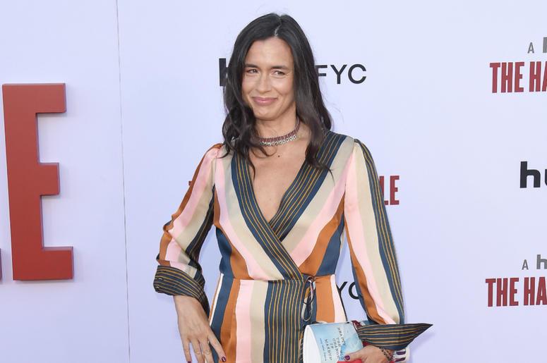 Elisabeth Williams arrives at Hulu's THE HANDMAID'S TALE Season 3 Finale held at the Regency Village Theatre in Westwood, CA on Tuesday, August 6, 2019.