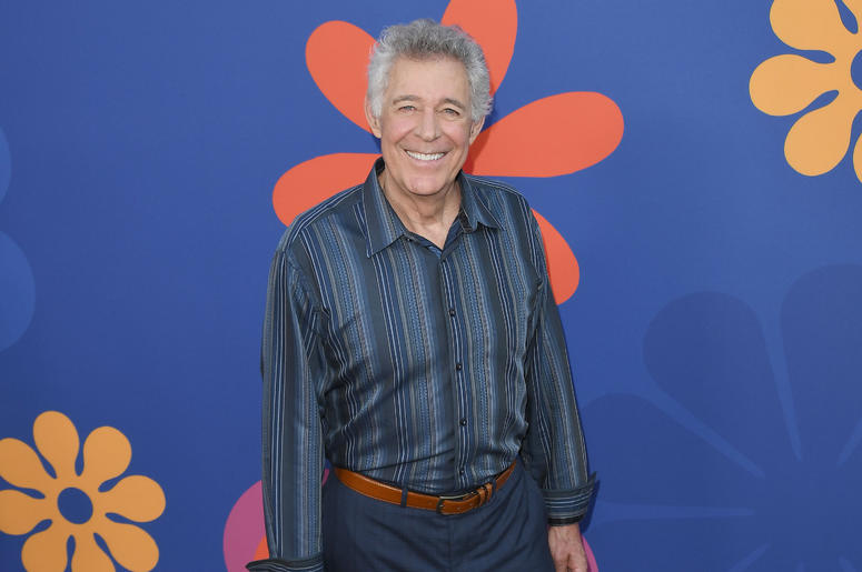 Barry Williams arrives at HGTV's A VERY BRADY RENOVATION Los Angeles Premiere held at The Garland Hotel in North Hollywood, CA on Thursday, September 5, 2019.