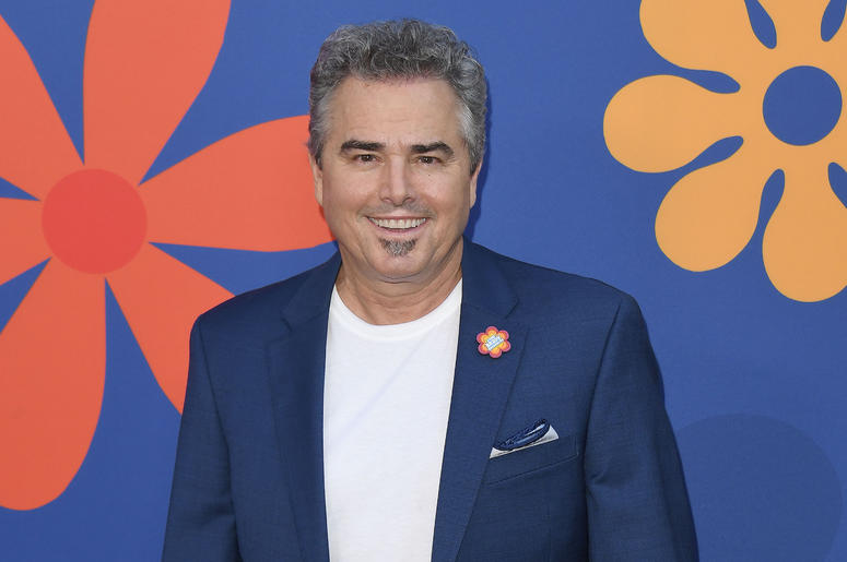 Christopher Knight arrives at HGTV's A VERY BRADY RENOVATION Los Angeles Premiere held at The Garland Hotel in North Hollywood, CA on Thursday, September 5, 2019.