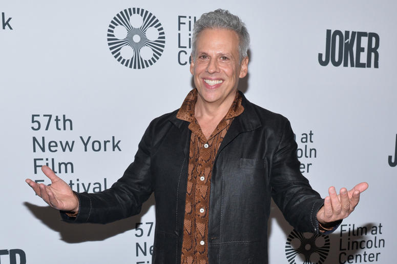 """Actor Josh Pais attends the """"Joker"""" Premiere at the 57th New York Film Festival in New York, NY, October 2, 2019."""