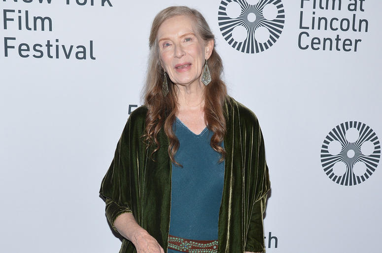 """Actress Frances Conroy attends the """"Joker"""" Premiere at the 57th New York Film Festival in New York, NY, October 2, 2019."""