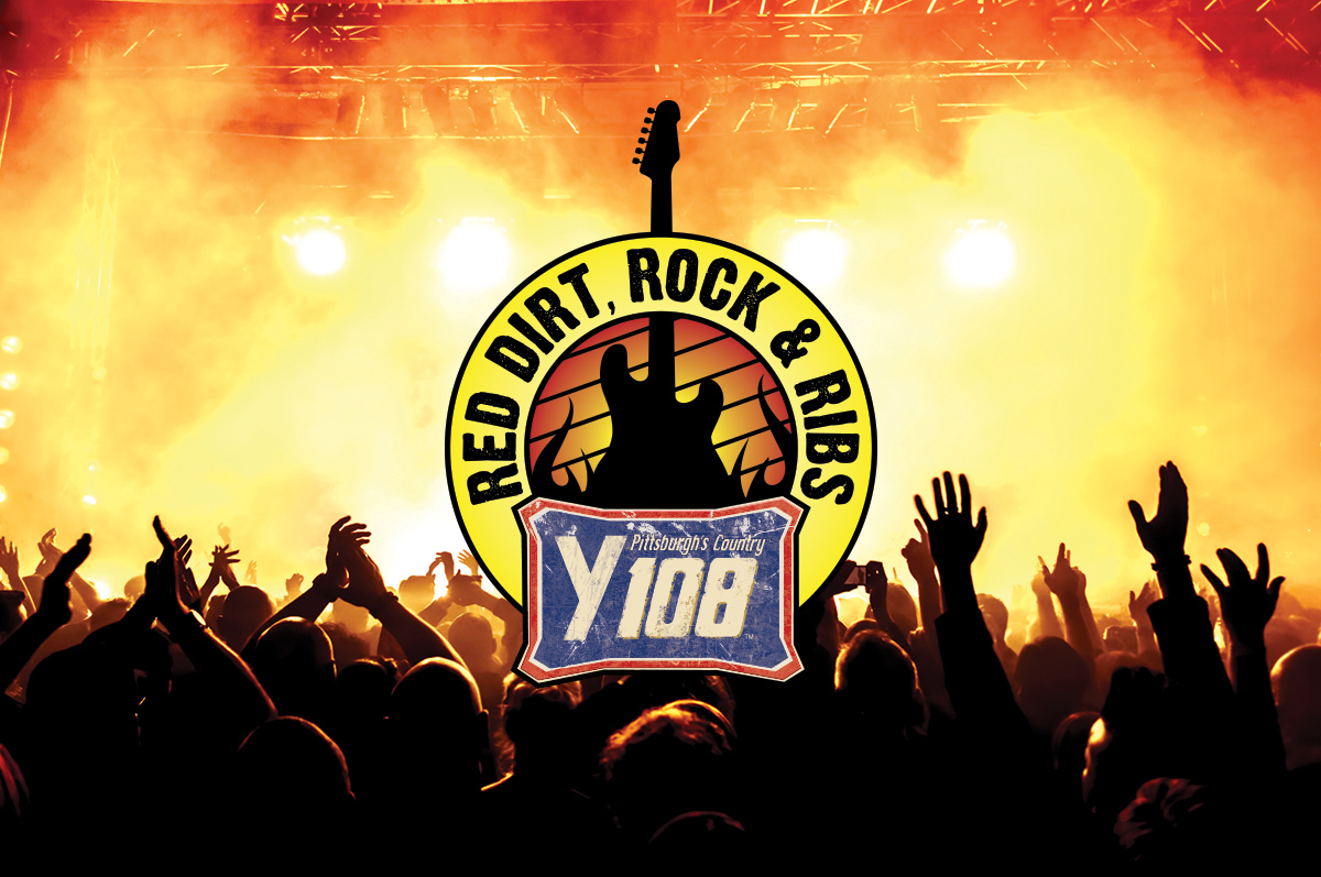 Y108 Red Dirt, Rock & Ribs 2019 Concert Series