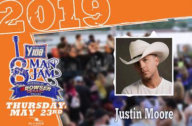 8 Man Jam Justin Moore
